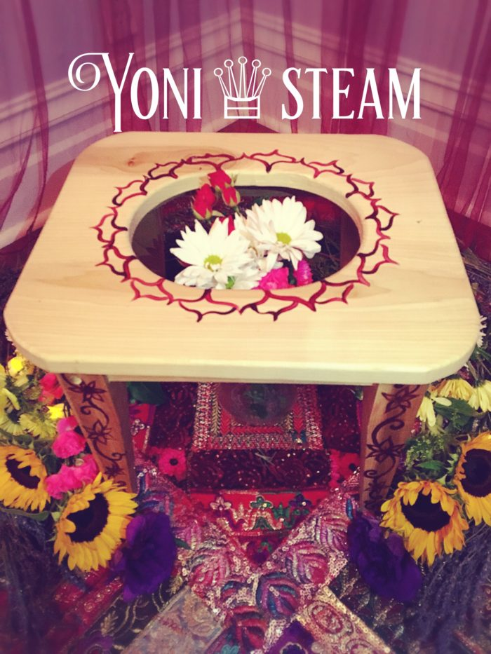 Yoni_Steam