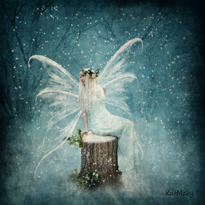 winter_fairy_by_ katmary-